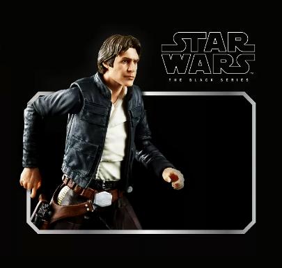 Han Solo Bespin Black Series