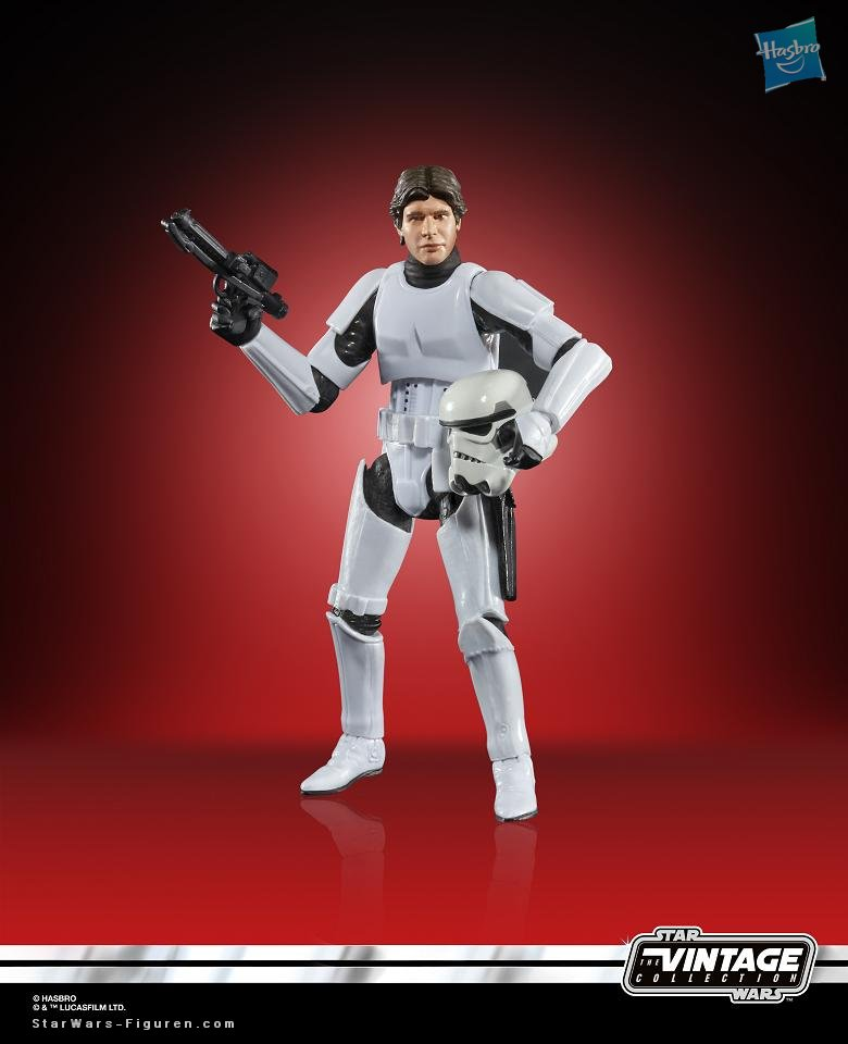 Stormtrooper The Vintage Collection Hasbro® STAR WARS™ VC-143 Han Solo